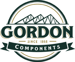 Gordon Components Logo vector digital 01
